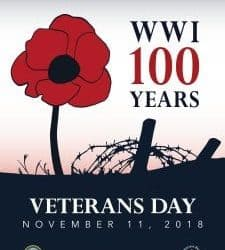 Veterans Day – Thank a Vet